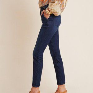 Anthropologie Pilcro Ultra High-Rise Skinny Jeans